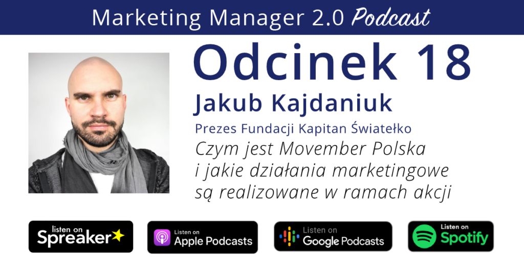 Jakub Kajdaniuk - cover photo odcinka
